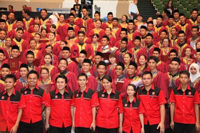 Konvokesyen Institut Skill-Tech Sabah 2011
