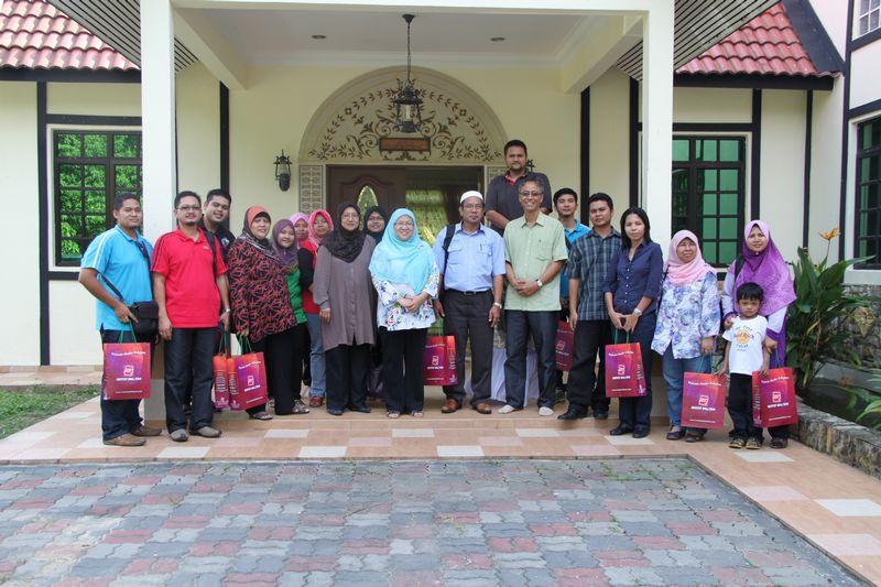 Kunjungan Lembaga Kemajuan Ikan Malaysia ke Institut Skill-Tech