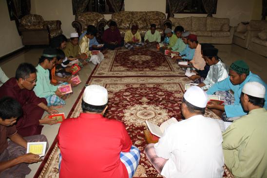 Majlis Bacaan Yaasin IST Cawangan MITC