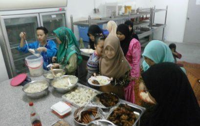 Majlis Berbuka Puasa Di Sepanjang Bulan Ramadhan 2015