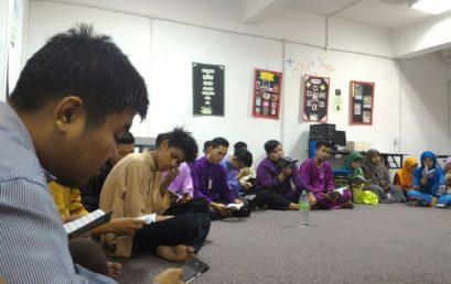 Bacaan Yasin Setiap Hari Jumaat Pelatih Bersama Kakitangan IST
