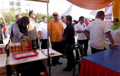 Karnival Pertanian Dan Usahawan Tani Peringkat Negeri Melaka